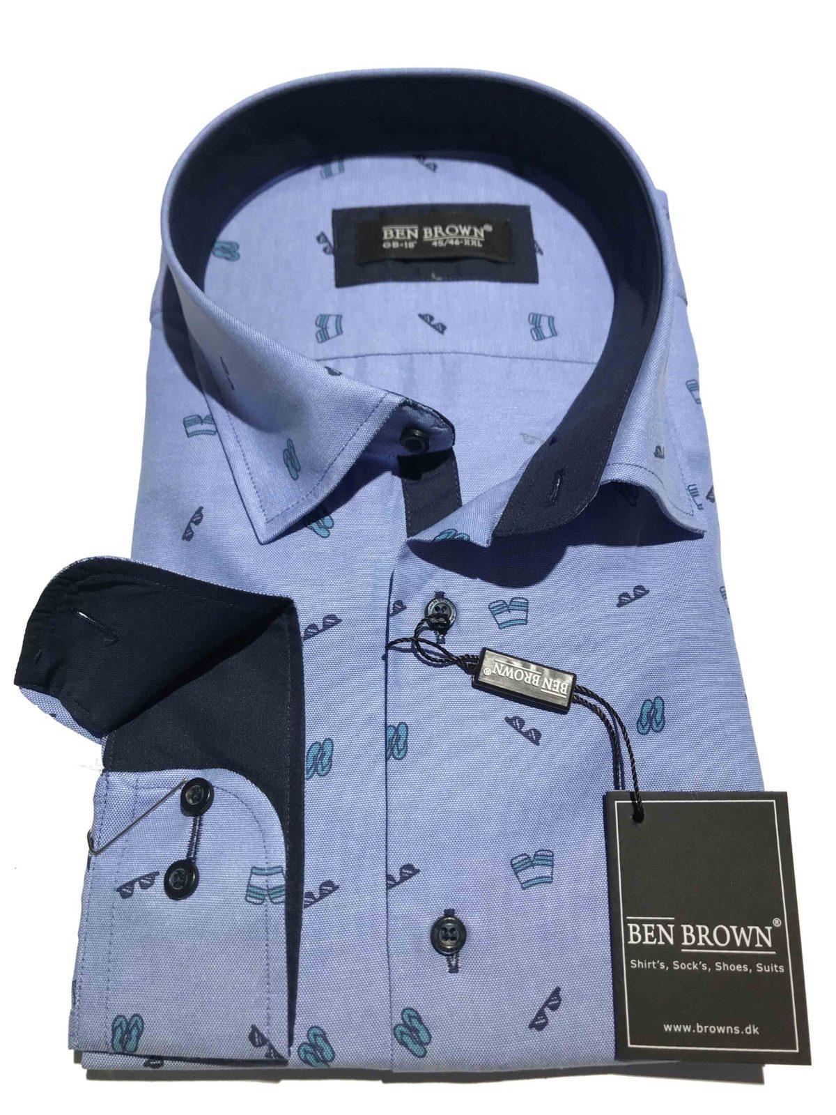 Ben Brown | BB 18203-4