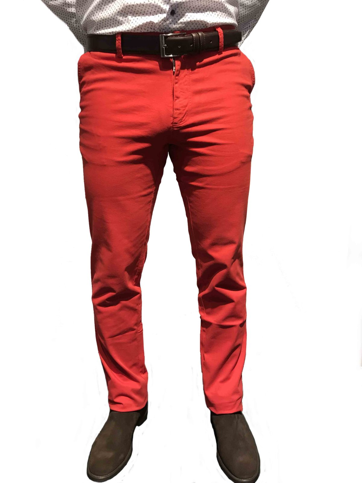 Ben Brown | BBP-15 Red chino